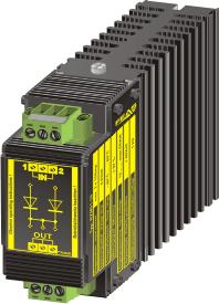 Voltage range: 5.0 VDC - 50 VDC