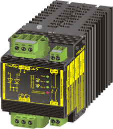 Spannungsbereich: 40 VDC - 120 VDC