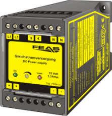 Power supply PSGK15