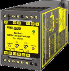 Motor motion controller MSM3