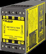 Filtro para la supresión de interferencias NFK14-1S22
