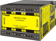 Radio interference supression filter NFK30-20A31