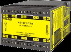 Filtro para la supresión de interferencias NFK30-4A41
