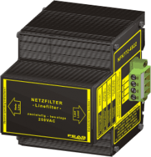 Filtro para la supresión de interferencias NFK772-4S22