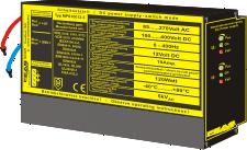 Fuente de alimentación conmutable MPS10012-3